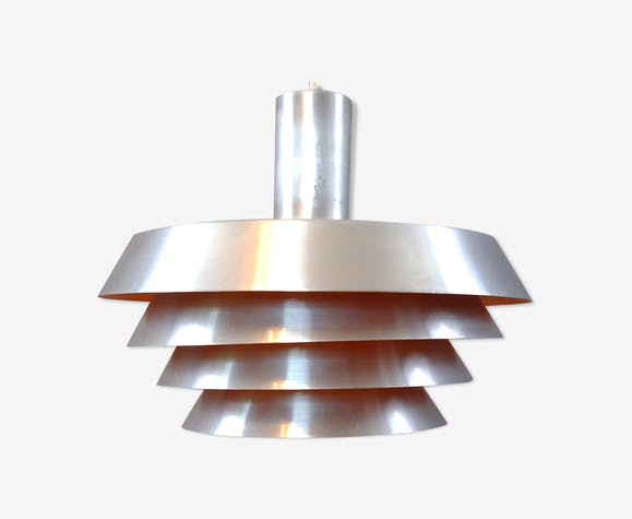 Pendant lamp by Carl Thore for Granhaga Metallindustri.