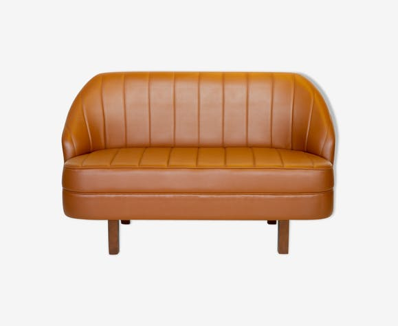 banquette de restaurant canada trip ska marron vintage jicbhxw. Black Bedroom Furniture Sets. Home Design Ideas