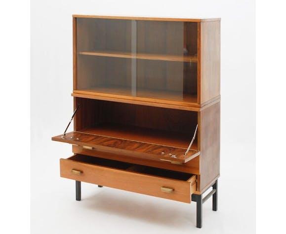 Cabinet library Interier Praha