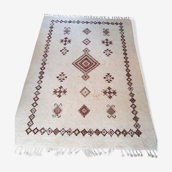 Carpet berber 3,60 x 2,50 cm of the 1960s