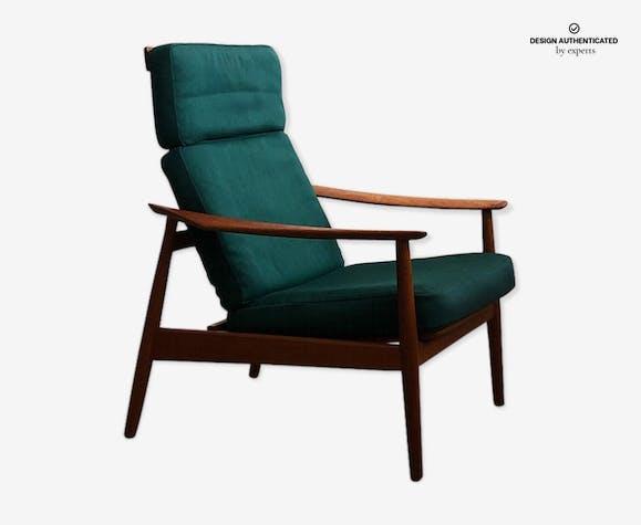 Teak armchair FD 164 Arne Vodder for France & Son