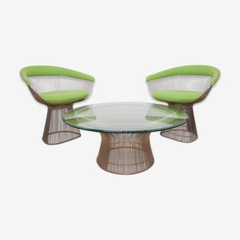 Set of fair by Warren Platner for Knoll, 1979