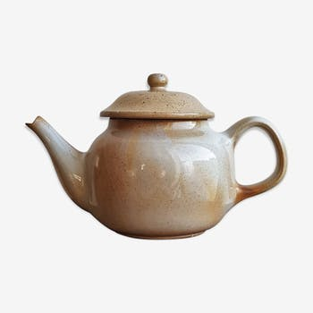 Coffeepot or teapot sandstone