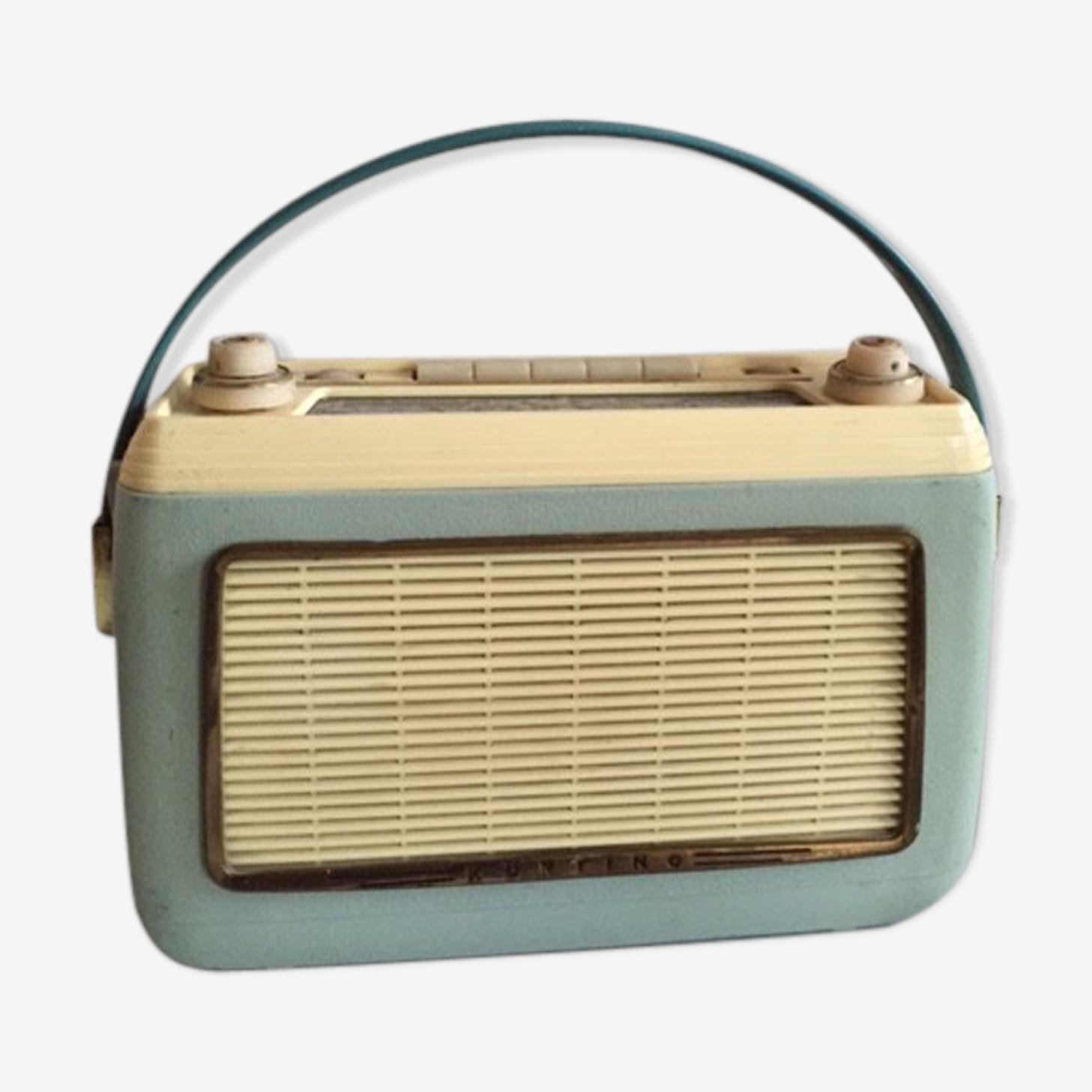 Transistor bleu
