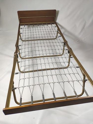 Vintage folding bed 60