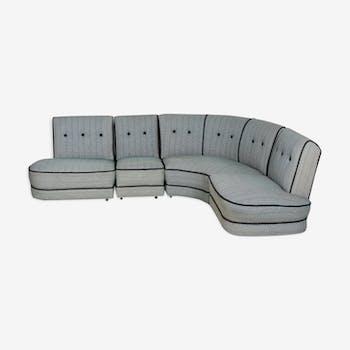 Canapé d'angle vintage Danemark