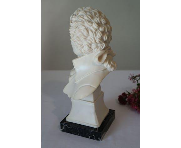 Buste de Mozart signé Faro