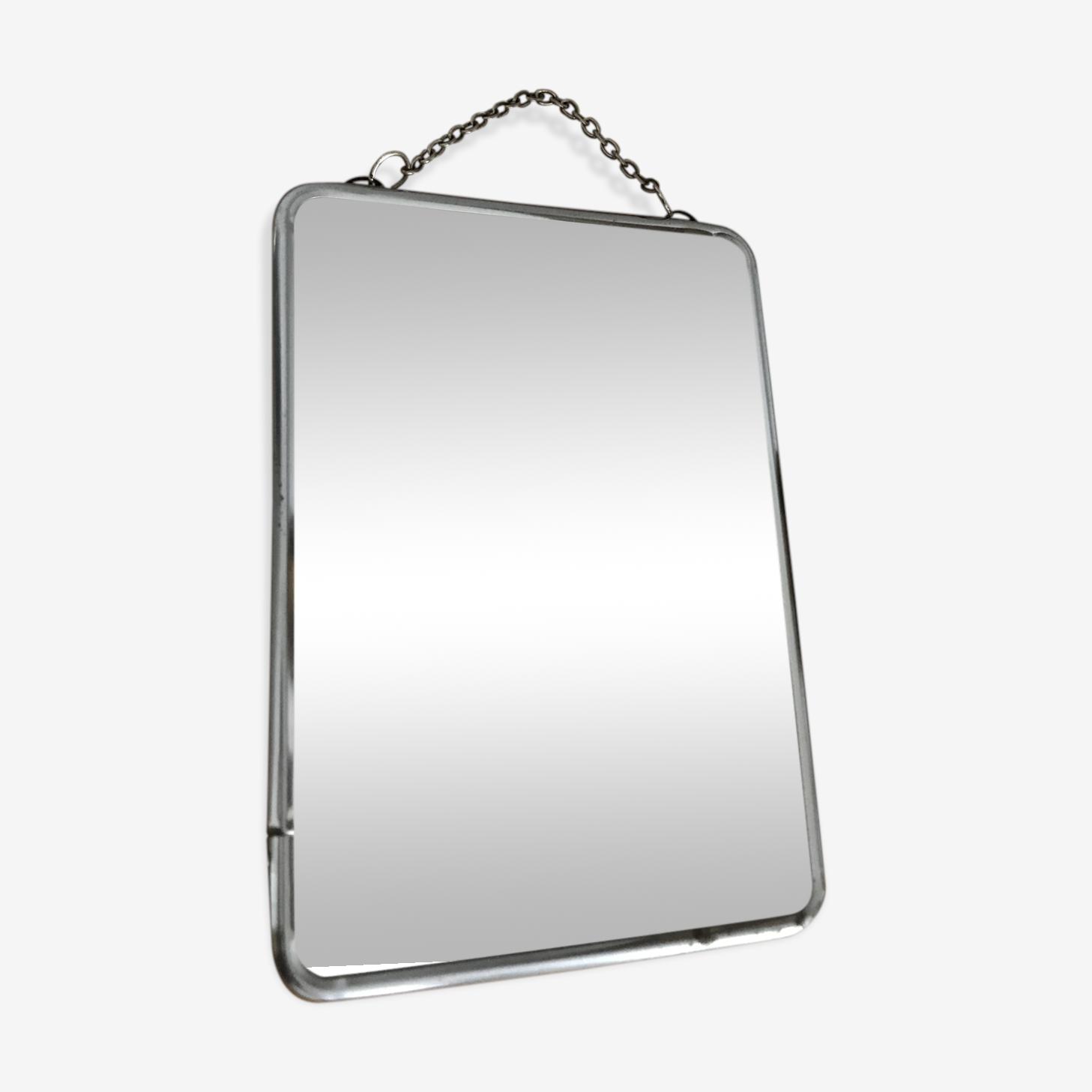 Miroir de barbier 15x21cm
