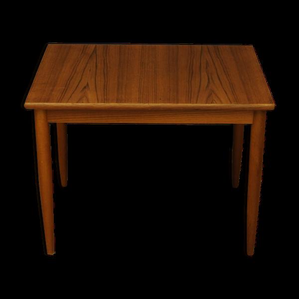 Table vintage en teck