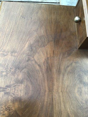 Bureau coiffeuse art déco 4 tiroirs