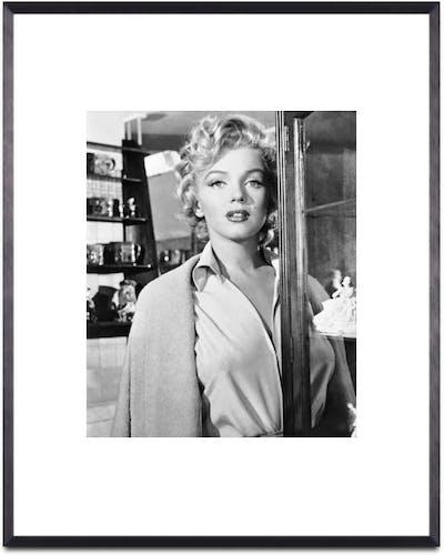 Marilyn, Hollywood legend
