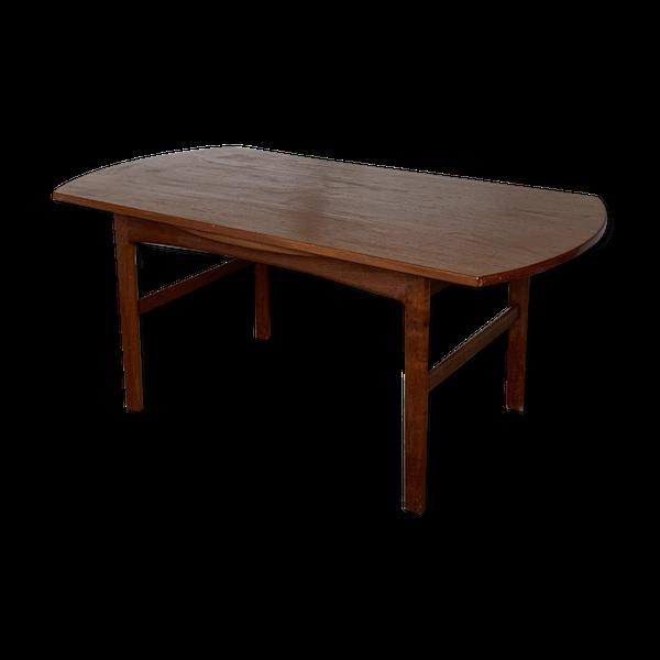 Table scandinave en teck modulable Folke Ohlsson