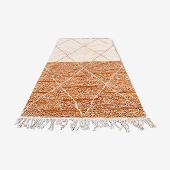 Tapis berbere beni ouarain 290x180 cm