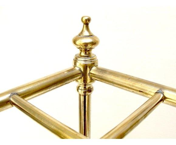 Umbrella holder in brass early 20th century