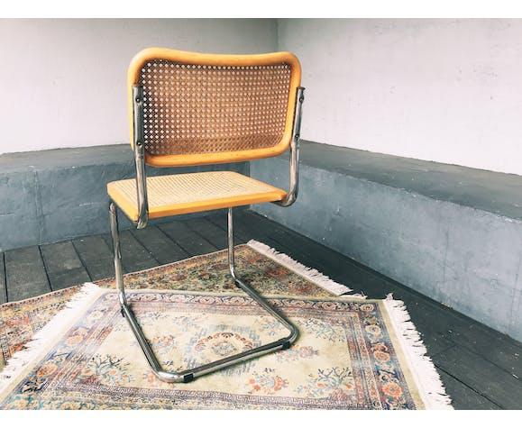 Marcel Breuer model Cesca B32 chair