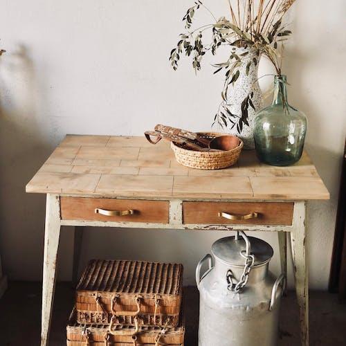 Farm log table