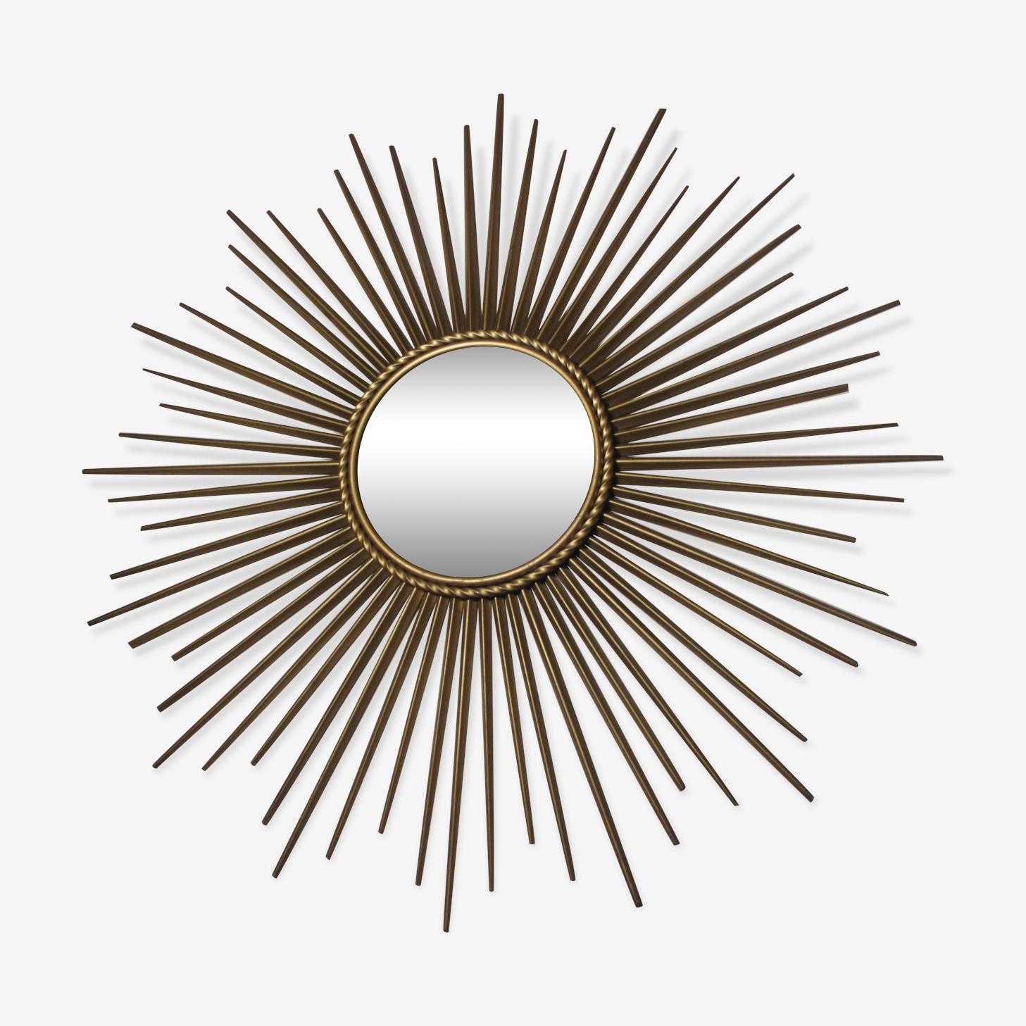 Miroir soleil de Chaty Vallauris diamètre 70cm