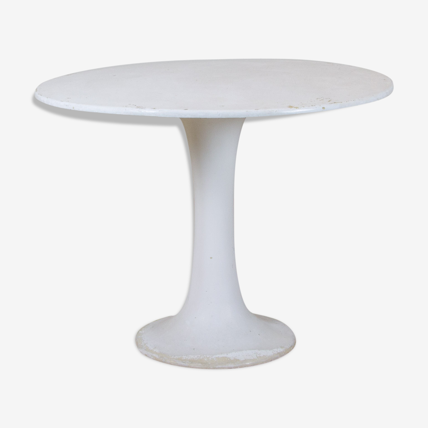 White diabolo table