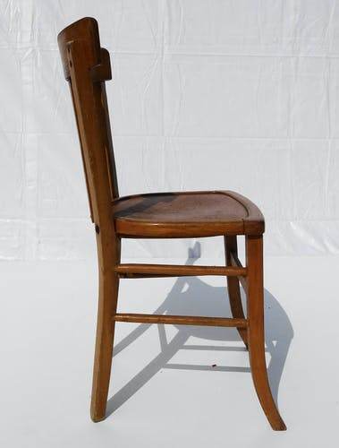 Lot de 4 chaises bistro