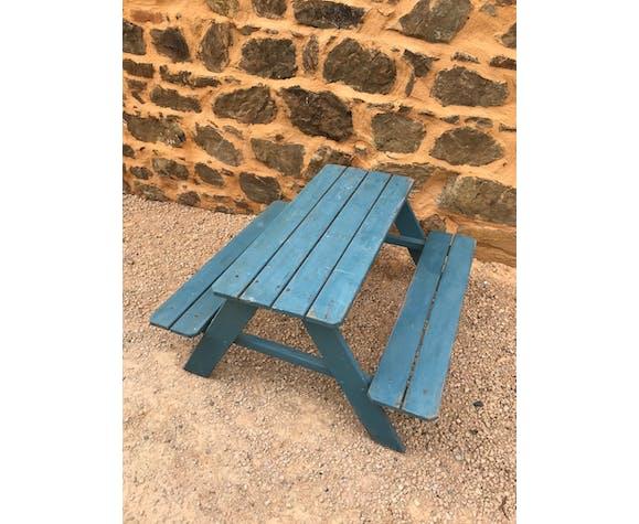 Table de picnic pour enfant
