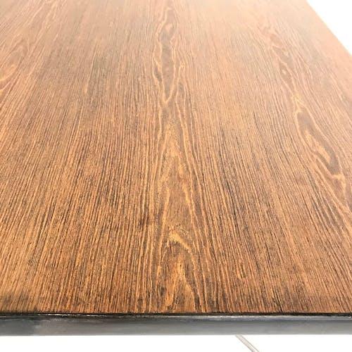 Table par Charles & Ray Eames pour Herman Miller en bois, USA 1970