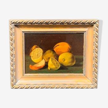 Tableau «Nature morte aux fruits»