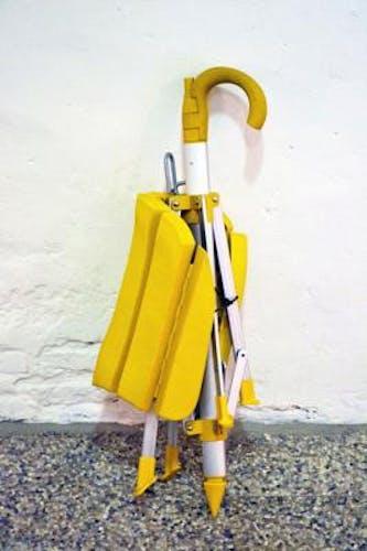 Umbrella Chair by Gaetano Pesce for Zerodisegno, 1995