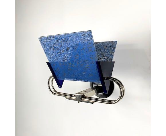 """Appliques """"Murana"""" par Perry King & Santiago Miranda pour Arteluce, 1980"""