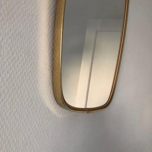 Vintage mirror - 46 x 24 cm