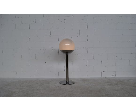 Lamp by Pia Guidetti Crippa for Luci Illuminazione publisher, 70's