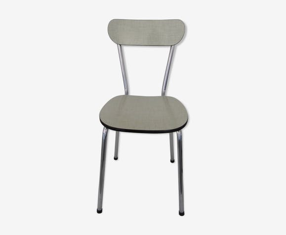 Chaise En Formica Vert Menthe