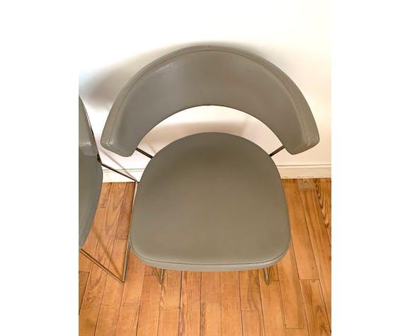 Set de 2 chaises Calligaris