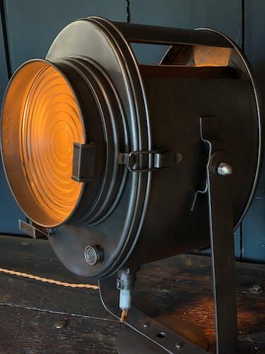 Projecteur de cinéma  Cremer Paris 1950