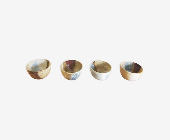 lot de 4 tasses en céramique