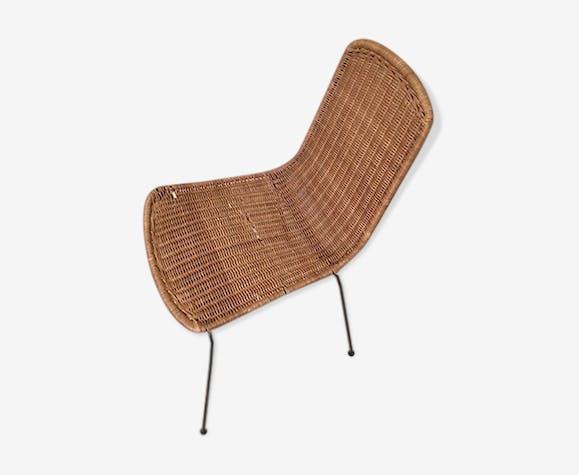 Chaise vintage année 50