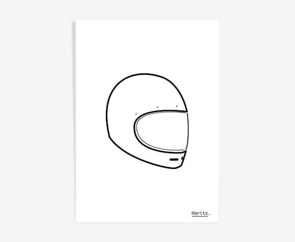 "Illustration, ""Moto"""