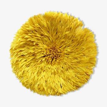 Juju hat yellow  70 cm