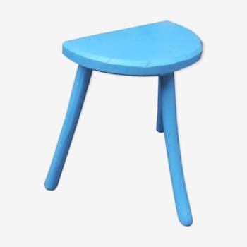 stool blue tripod