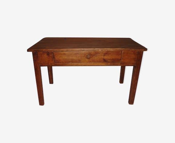 Bureau en bois de début XXème ferme