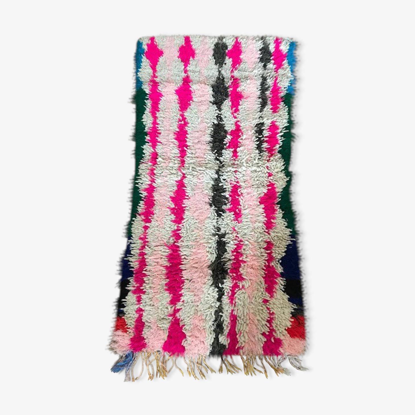 Tapis berbere en laine 120x70cm