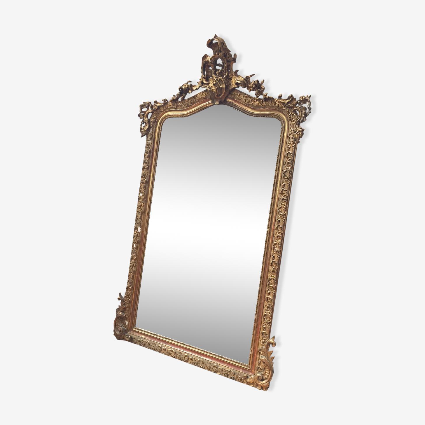 Miroir Napoléon 155 x 92 cm