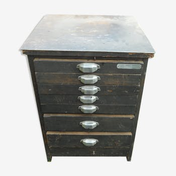 Furniture with drawers