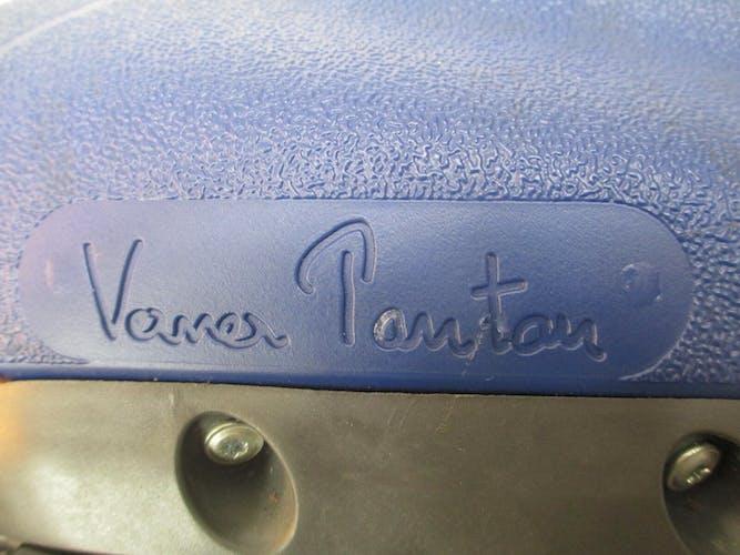 Chaise pivotante par V. Panton, Danemark, années 1960