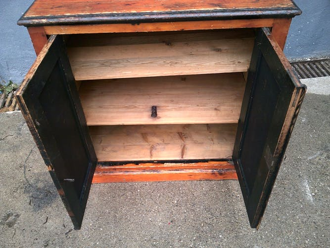 Buffet 2 doors in fir