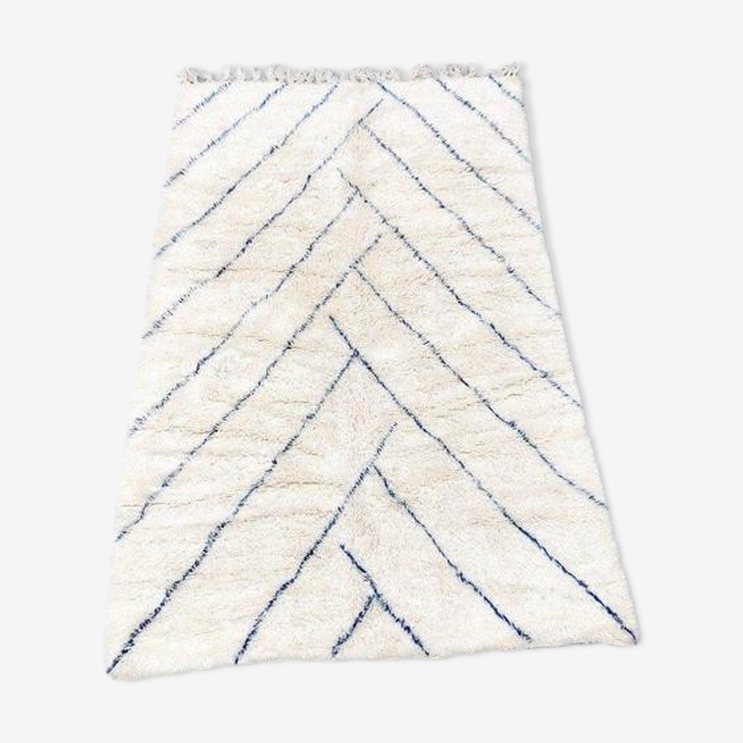 Beni ouarain carpet 250x180cm