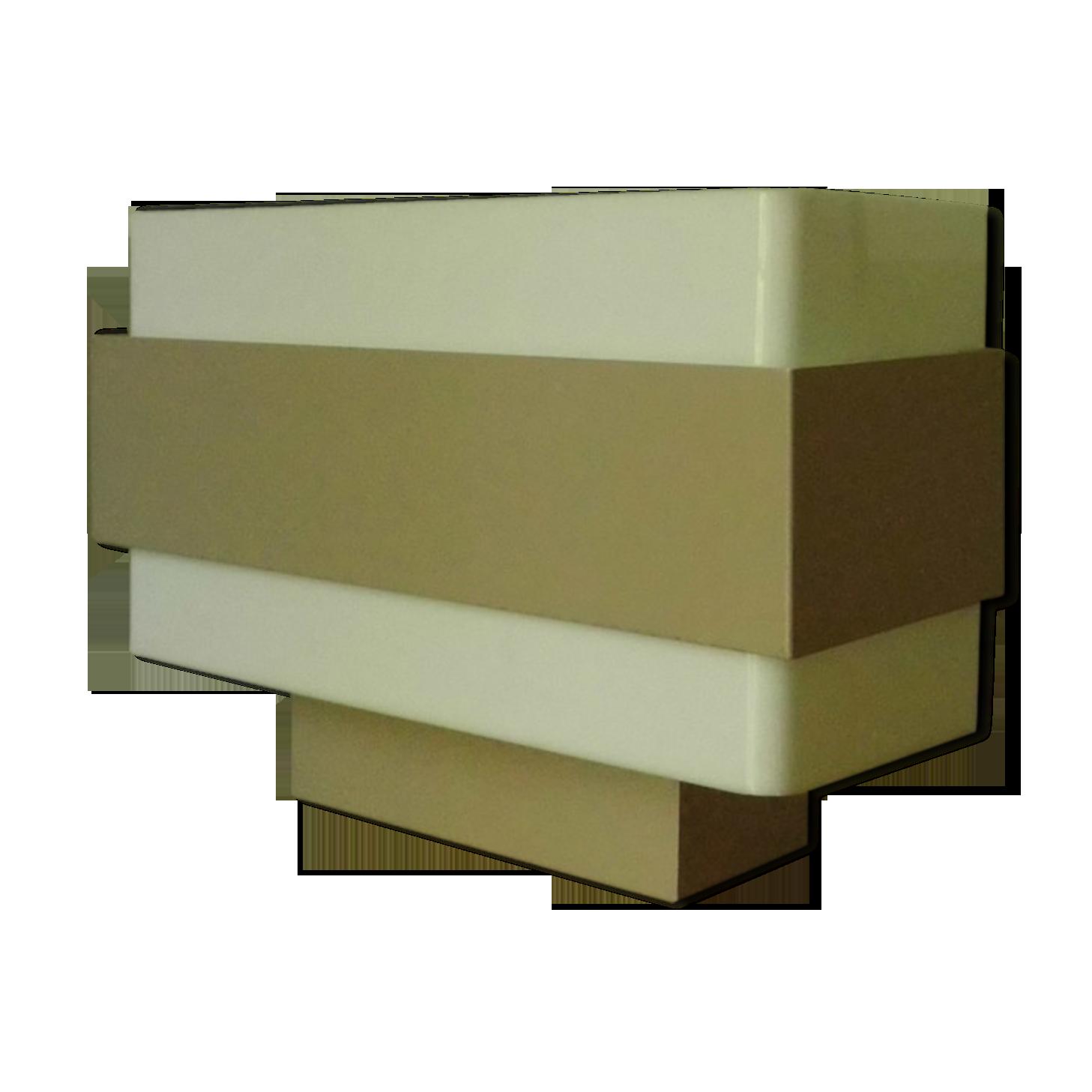 Applique philips années plastique blanc vintage qxoyexu