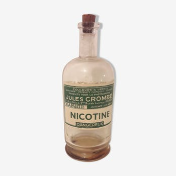 Bouteille Nicotine