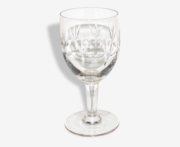 Verres à vin de BISTROT en verre soufflé x6 - verre et cristal ... fff2eecbec6f