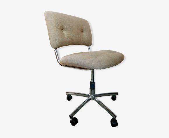 Métal De Et Steelcase Chaise Bureau Réglable StraforPivotante ZkPXuOi