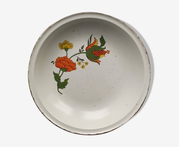 Hollow dish 30cm Gien Model China 1970